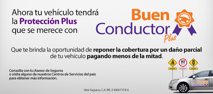 Banner Buen Conductor Plus